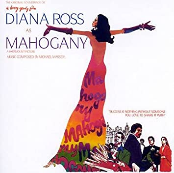 La película olvidada: Mahogany, con Diana Ross, 1975.